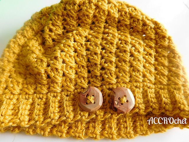 Ravelry: Mustard hat pattern by ACCROchet $6.00