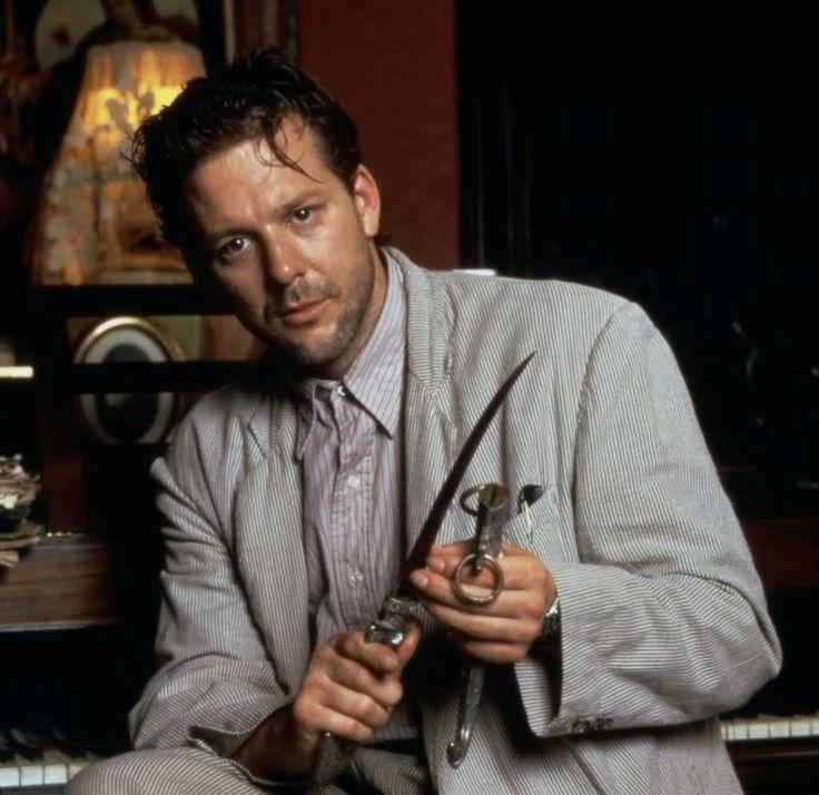 Mickey Rourke In ANGEL HEART (1987).