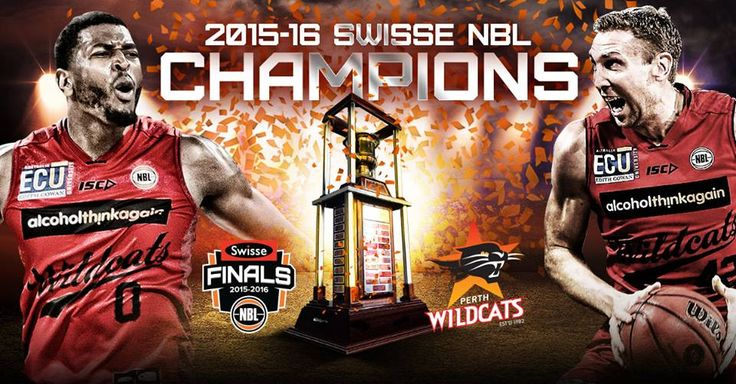 Congratulations to the Perth Wildcats! After living in Perth for 10 years, The Wildcats were always gonna be my Second team after NZ Breakers so, not feeling too bad The Breakers have been at the top for 4 years √
