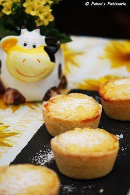 Patce's Patisserie: Süße Milchreis Törtchen - Schlicht, aber gut (genug für den Picknickkorb)