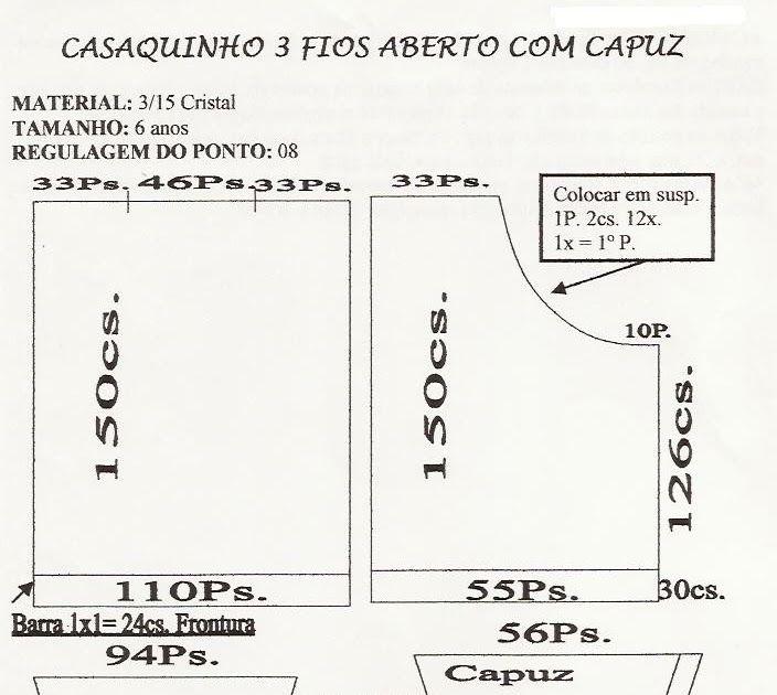 Casaquinho Aberto com Capuz