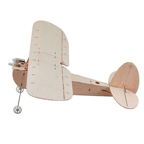 Shop best 1# Galileo Balsawood 316mm Wingspan Biplane Warbird Aircraft Light Wood Airplane Kit w/ EPS7 Brushed Motor 5030 Prop from Tomtop.com at fast shipping. Various discounts are waiting for you!  #toys #aiplanes #quadcopters #drones #cars #models #electronics