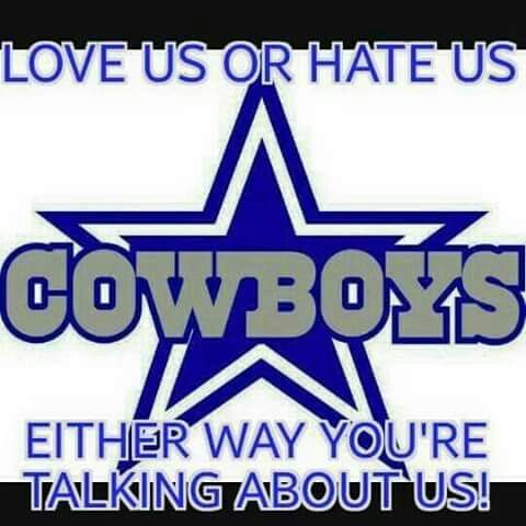 Love Or Hate Cowboys