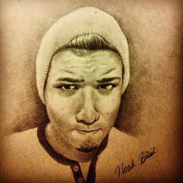 Blogger fan request by Noah Bissi