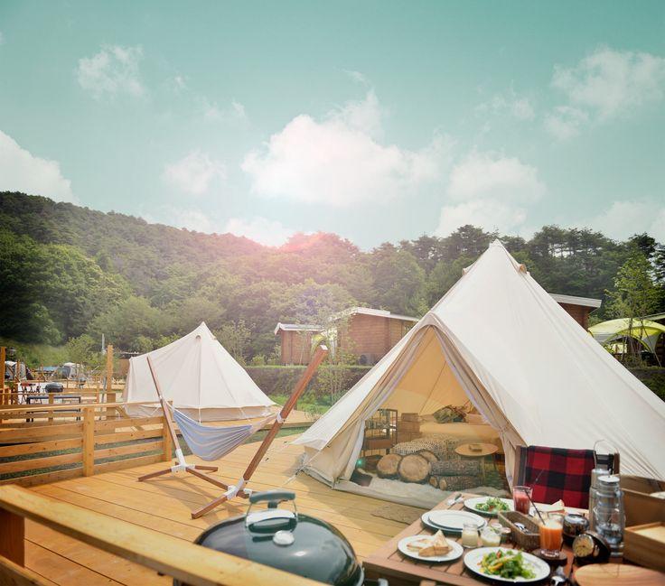 るり渓キャンプ グランピングを京都で。|GRAX グラックス
