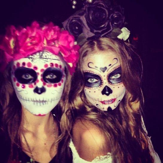 Les costumes d'Halloween des tops: Eniko Mihalik http://www.vogue.fr/mode/mannequins/diaporama/les-meilleurs-costumes-d-halloween-des-tops/16025