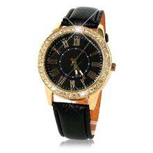 Сказочный новинка часы женщины часы дамы gils кристалл кварцевые часы платье круглые аналоговые часы моде бизнес наручные часы(China (Mainland))