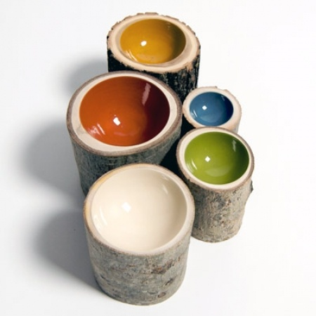 Log Bowl - Size 3 - Loyal Loot Collective
