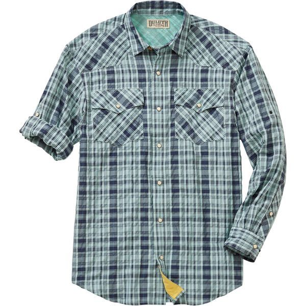 Men S Armachillo Cooling Western Long Sleeve Shirt Long Sleeve