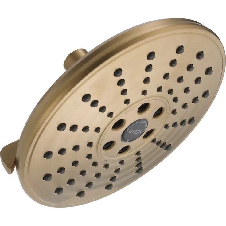 Universal Showering Components Multi Function Rain Shower Head With H2okinetic Technology Rain Shower Head Rain Shower Shower Heads