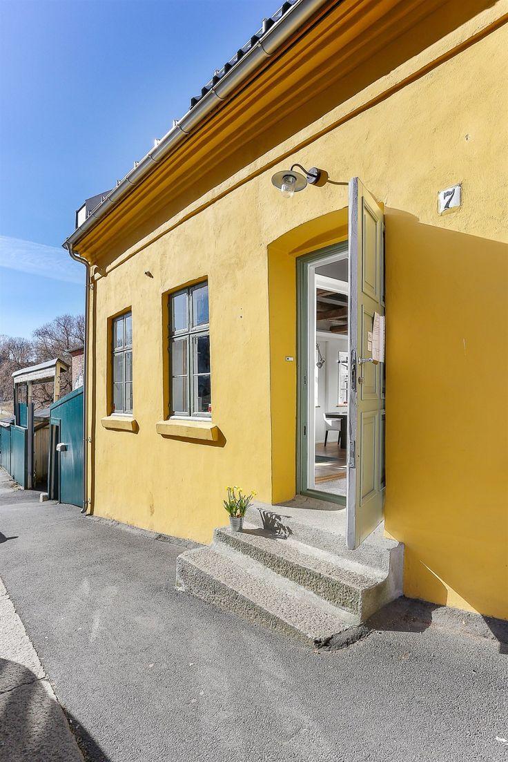 FINN – GRÜNERLØKKA - Påkostet townhouse rett ved Akerselva - Unik designbolig med høy standard og smarte løsninger