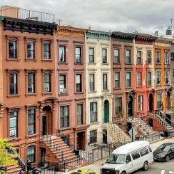 #Houses in #Bedford_Stuyvesant, #Brooklyn.    #photography #newyorkcity #nyc #nycphotography #nycarchitecture #architecture #cityscapes #streetscapes #streetphotography #brooklynphotography #brooklynarchitecture #brooklynart #picsher #nyc_explorers #bloggius #abc7ny #nypix #cbsnewyork #brooklynnyc #seeyourcity #explorecreateshare @bldgnyc #doubleor @flakphoto #jj @gotitnyc #timeoutnewyork @best.of.newyork #usdiscover #unlimitedbrooklyn #bedstuy