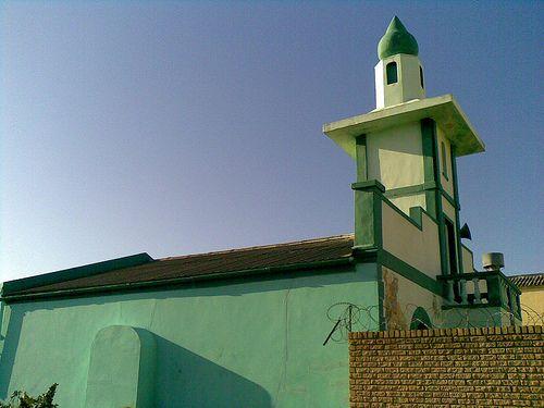 Musjidun Nabawi sallallahu alaihi wa sallam, Humphries Street, North End, Port Elizabeth