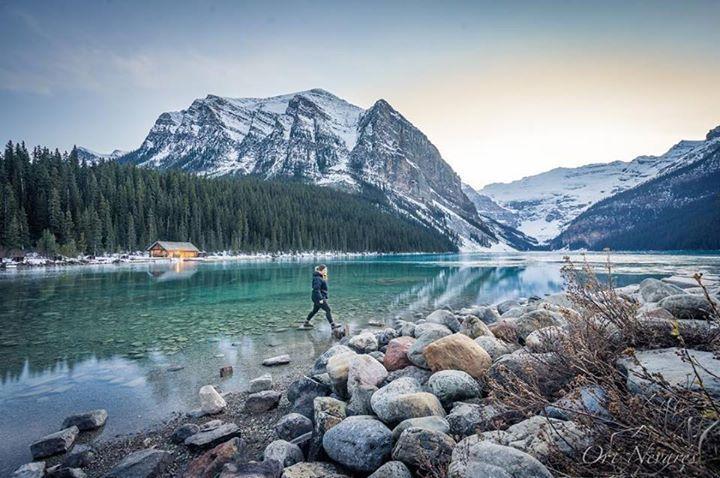 Lake Louise Alberta Canada | Ori Nevares Say Yes To Adventure
