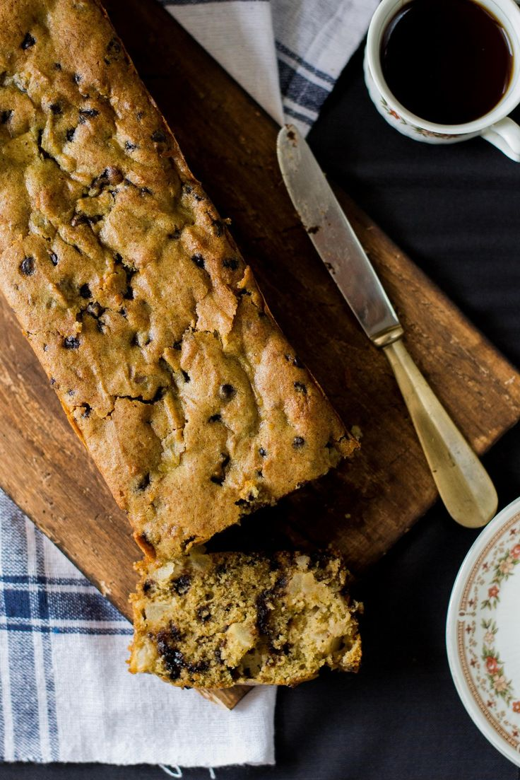 ... homebaked breads chocolate tea breads quick pear teabread teabread