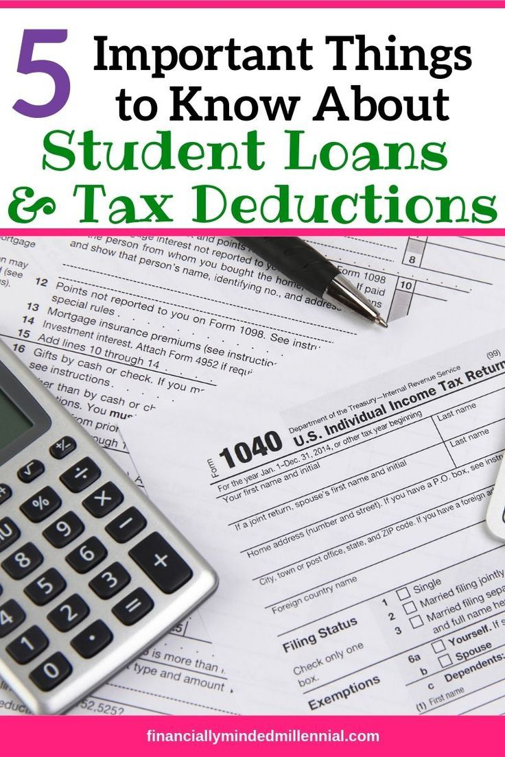 5 important things to know about student loan interest