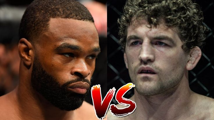 When It Comes to Wrestling Ben Askren Is Head and Shoulders Above Tyron ...