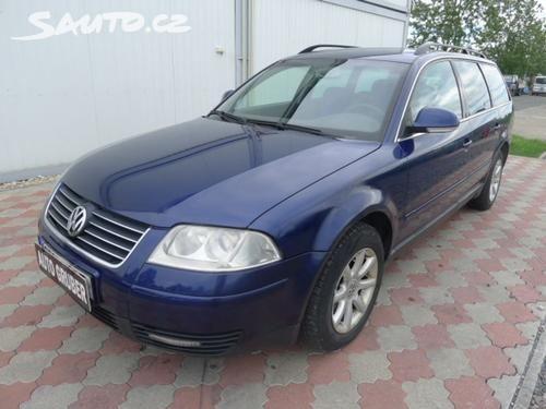 Volkswagen Passat 1.9 TDI - Sauto.cz