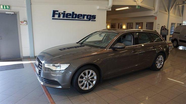 Audi A6 - Friebergs bil