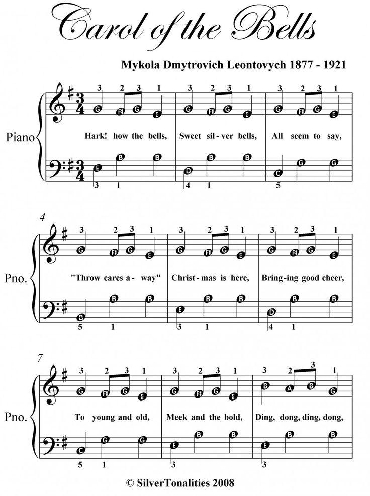 The 25+ best Carol of the bells ideas on Pinterest | Instrumental christmas music, Christmas ...