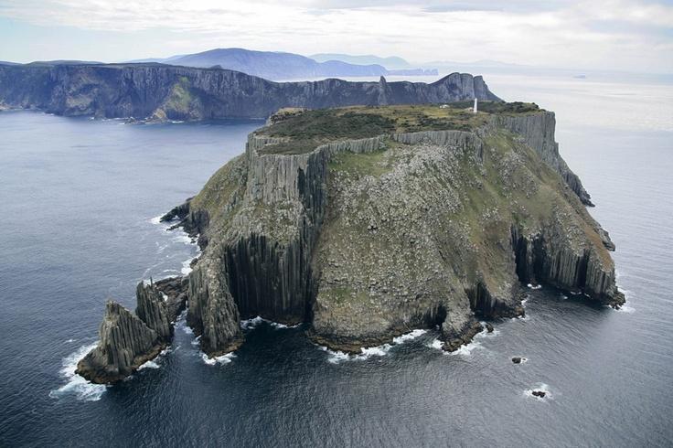 The Tasman Peninsula, Tasmania, Australia