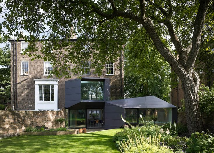 2014 RIBA Awards winners announced – Lens House by Alison Brooks Architects.