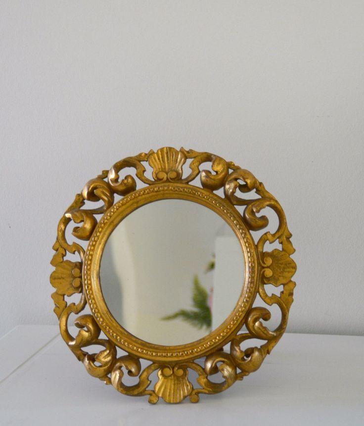 Yli tuhat ideaa miroir rond pinterestiss peilit console miroir ja wet rooms - Miroir een poser sur tafel ...