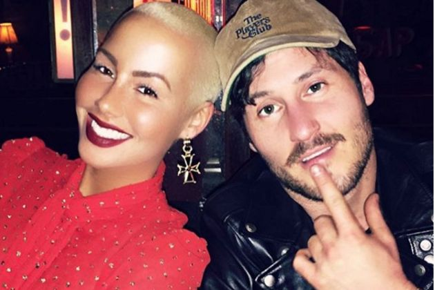 Amber Rose's New Boo Defends Their Relationship To Internet Trolls from essence.com