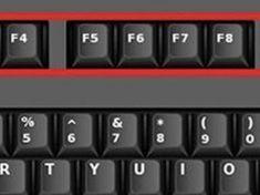 F1 až F12: Tady máte návod, jak díky tlačítkům ušetřit ohromné množství času i práce a mít více času na sebe!