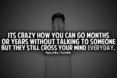 years.: Mind Everyday, Crazy, 1 Years, Life Quotesword, So True, Favorite Quotes, Things, Crosses, Feelings