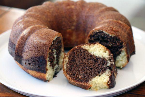 Αφράτο κέικ μαρμπρέ | mamapeinao.gr | ΜΑΜΑ ΠΕΙΝΑΩ