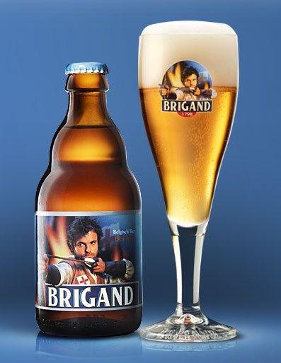 Brigand Belgian Beer