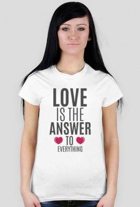 koszulki LOVE
