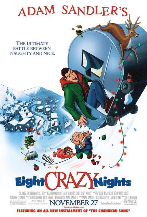 Eight Crazy Nights #movies