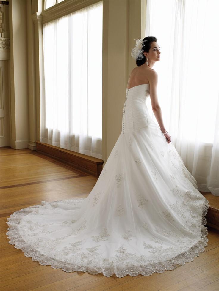 Trendy Angel Plus size wedding dress Free shipping Newest Design Fashion three layer high