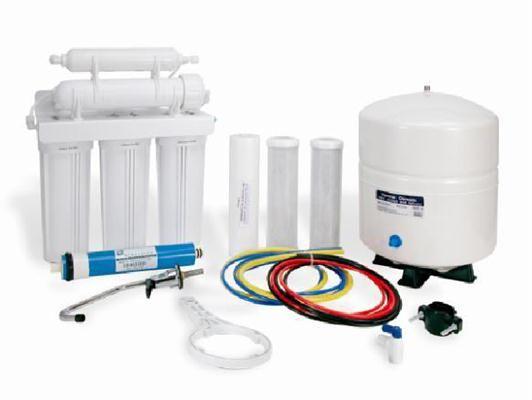 Purificadores de Agua - Ecovita Purificador por Ósmosis Inversa y Luz UV de 5 etapas