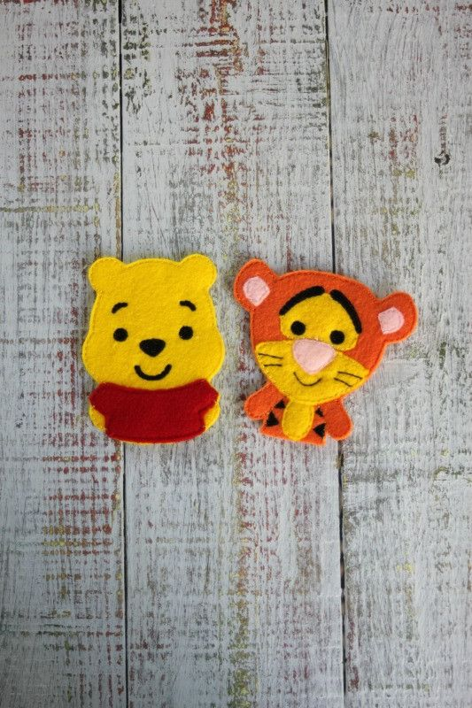 Finger Puppets - Winnie the Pooh                                                                                                                                                                                 More
