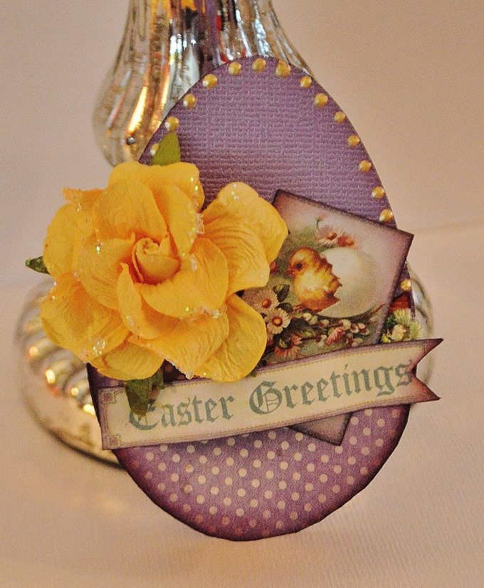 Adventures in Paperland: Easter Greetings