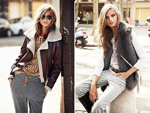 Миланская неделя моды: спорт-шик, рок'н'ролл и уличный стиль