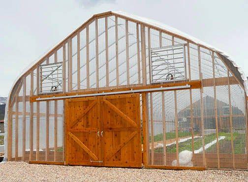 High Altitude Gardening: Hoop House Dreams