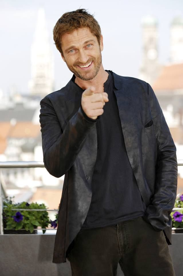 Gerard Butler: Olympus Has Fallen promo photo shoot - Hotel Mandarin Oriental in Munich, Germany - June 7, 2013