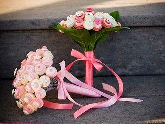 Bouquet de Botones Rosados -- Fotografía: RBK Creations
