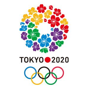 Logo of the 2020 Games.
