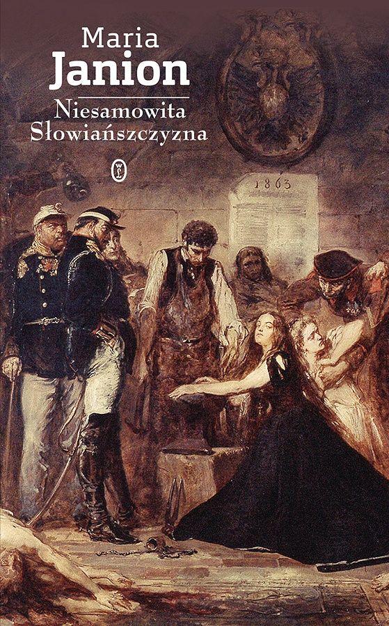 """Maria Janion w """"Niesamowitej Słowiańszczyźnie"""" pokazuje, jak wyparta świadomość naszych pogańsko-słowiańskich korzeni naznacza polską literaturę i tożsamość. Bywa – jak dowodzi – że słowiański (…)"""