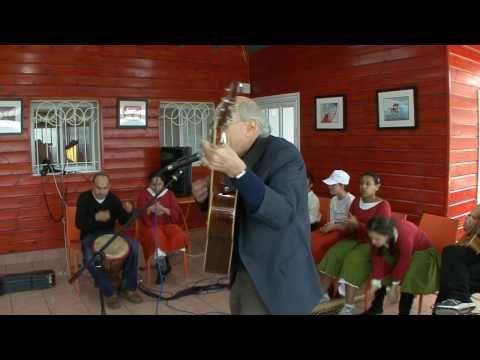 ▶ Folk Legend Peter Yarrow performs at the Shalva Center in Jerusalem
