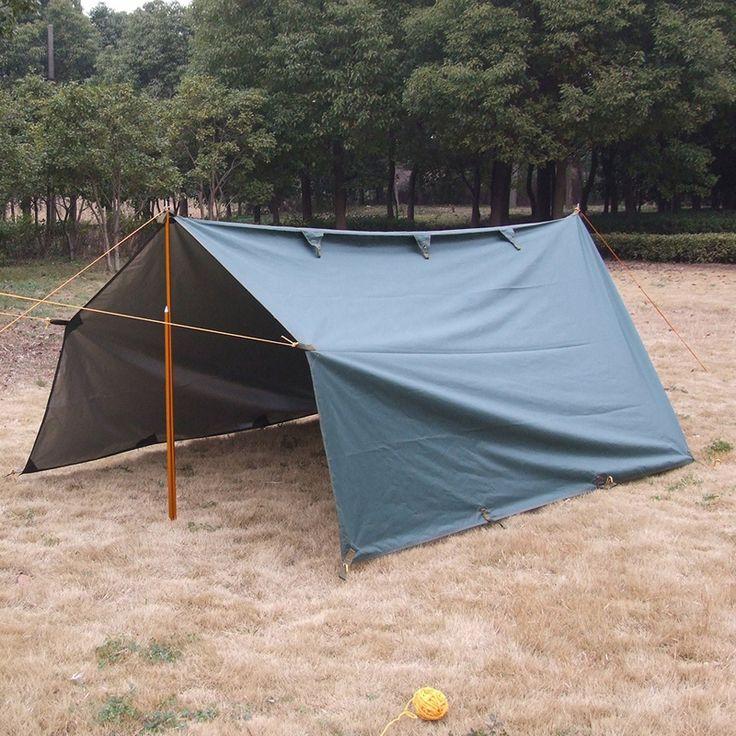 Best Camping Shelter : Best ideas about waterproof tarp on pinterest