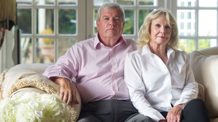 Despite settling their case, Mike and Diane Hockin are still angry about the way they were treated by RBS.