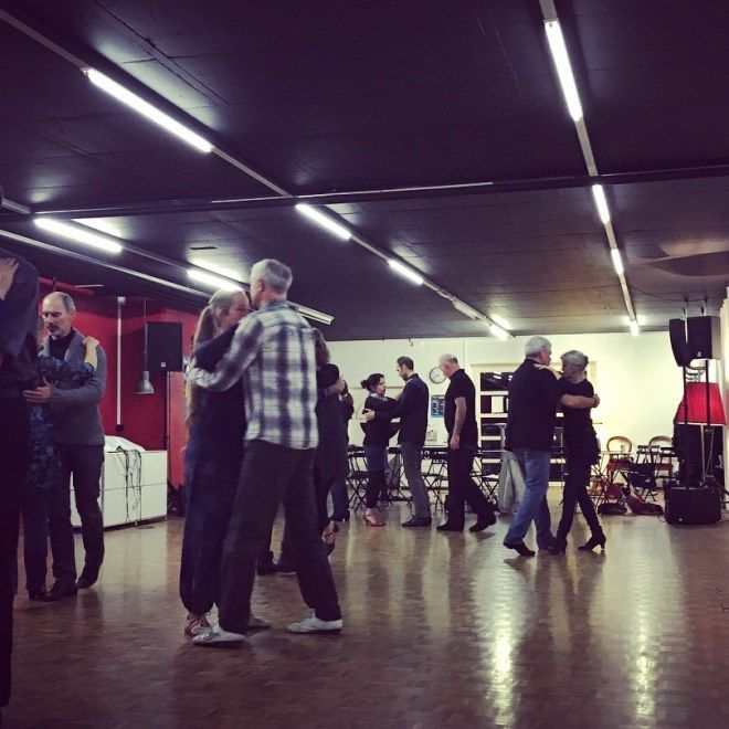Tango Classes in Aarau 2