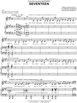16 best 39 dear evan hansen 39 sheet music songs from the - Michael in the bathroom sheet music ...