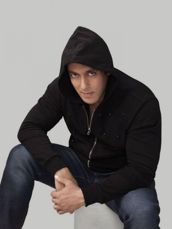 Salman Khan Photoshoot for Splash - Autumn/Winter 2013 Collection